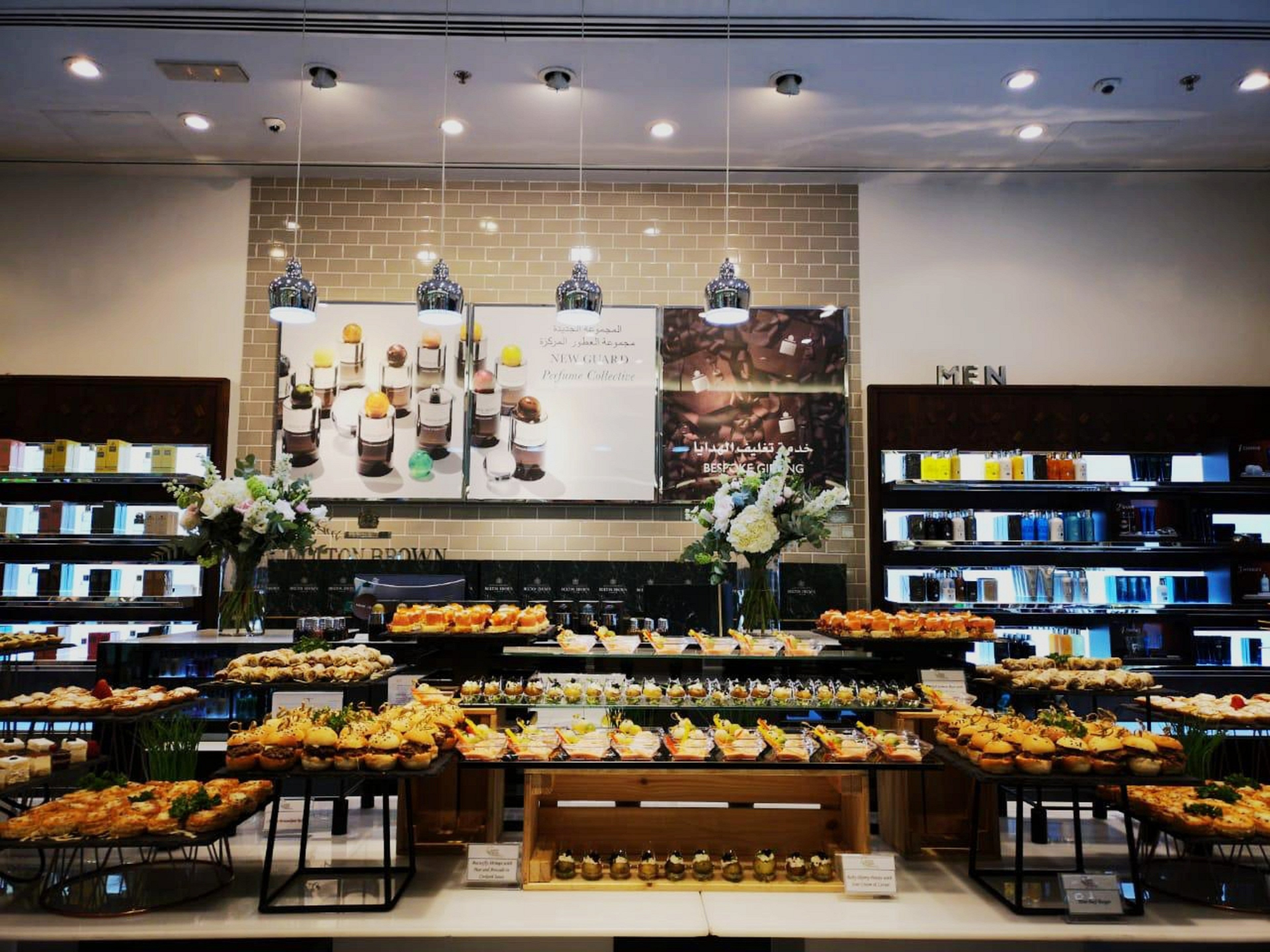 Molton Brown Launch Event