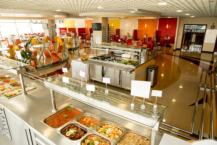 Corporate Canteen Management